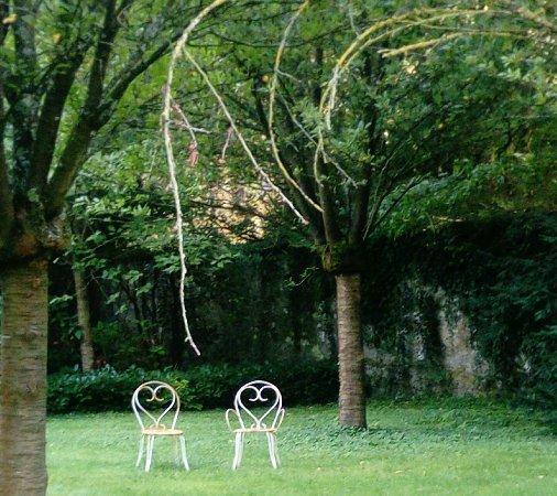 Parc du Domaine de Madame Elisabeth : Bucolique ce jardin !