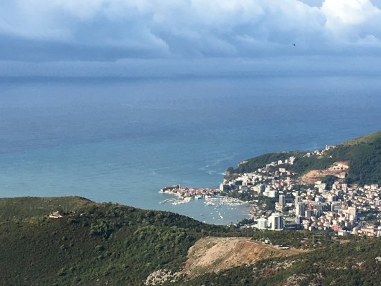 Hotel Montenegro Beach Resort: Our trip into the mountains