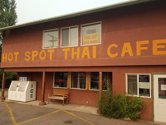 Hot Spot Thai Cafe: the restaurant