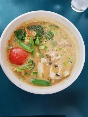Hot Spot Thai Cafe: tom kha