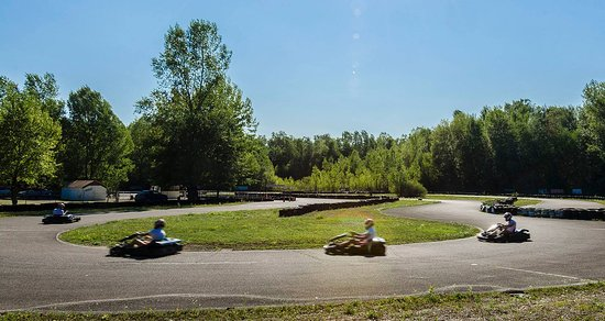 ‪Circuit Pondinois Karting Plus‬