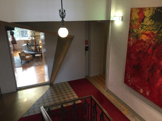 Hotel Altstadt Vienna: reception room