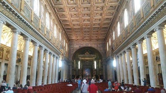Basilica di Santa Maria - ロー...