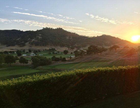 Rosewood CordeValle: Beautiful peaceful views from room