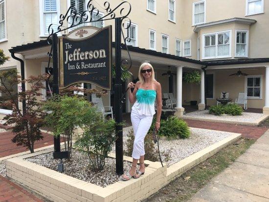 Southern Pines, NC: The Jefferson Inn