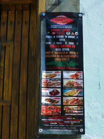 Ajijic, México: The Hotdog Shop