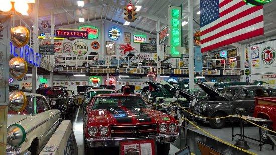 Eagle Mere Auto Museum