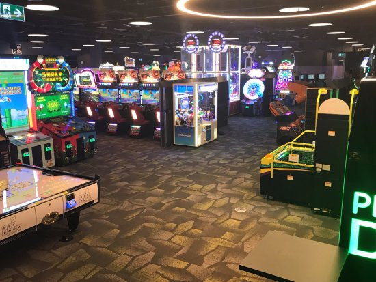 The Rec Room West Edmonton Mall