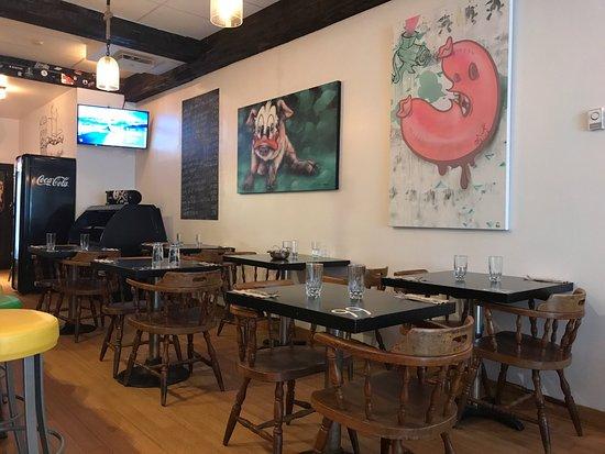 cuisine et d pendance rimouski restaurant avis num ro de t l phone photos tripadvisor. Black Bedroom Furniture Sets. Home Design Ideas