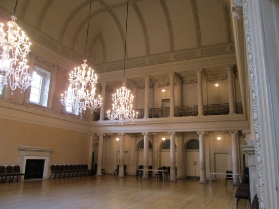 Assembly Rooms: More Grand Space