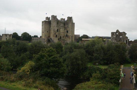 Trim, Ireland: the castle