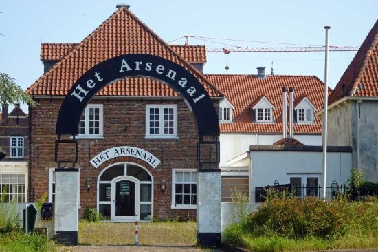 Grave, The Netherlands: Arsenaal
