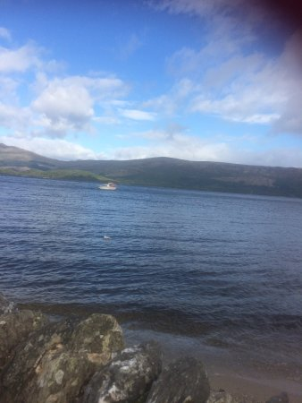 Lodge on Loch Lomond: photo2.jpg