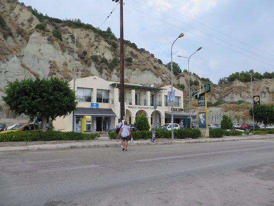 KTEL Zakynthou - Public Bus: The Bus Station