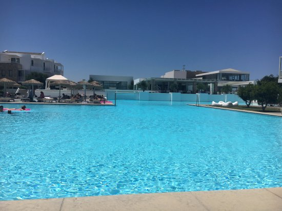 Diamond Deluxe Hotel & SPA - Adults Only: View From Our Sun Loungers