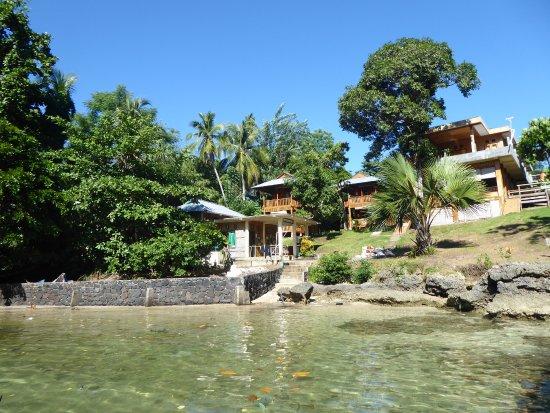 Bunaken SeaGarden Resort Bild