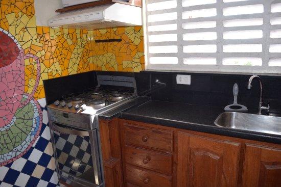 Village Novo: Kitchen - Beach Front Apartment