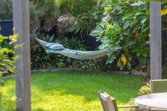 Breakfast on the Beach Lodge: Hammock