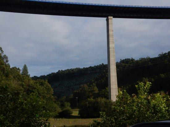Valdes Municipality, Hiszpania: vistas desde el parking