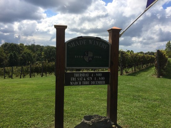 Shade Winery