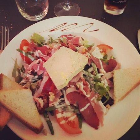 Le Privilège : Très bon restaurant !! Copieux, raffiné !! Bonne adresse 👌