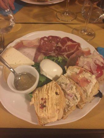 Osteria - Pub 33 : antipasto maremmano