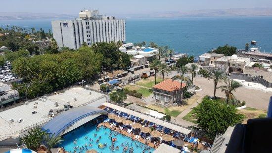 Leonardo Club Hotel Tiberias Photo