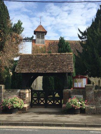 Kirche von Crowmarsh Gifford
