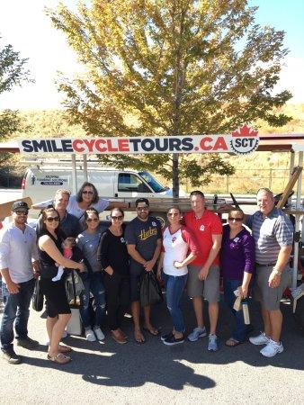 Kelowna Cycle Tour