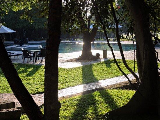 Amaya Lake: piscina