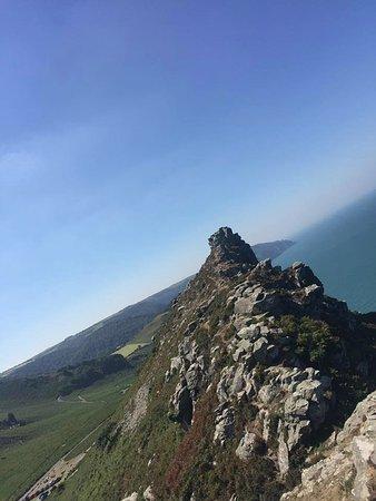 Lynmouth, UK: Gorgeous views