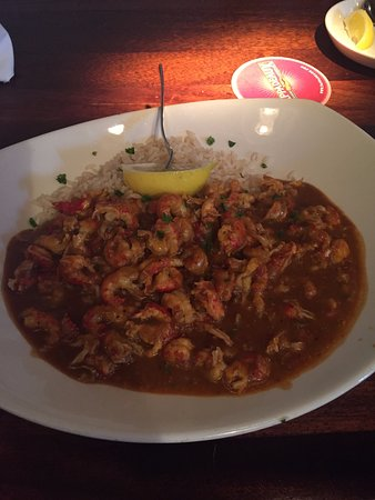 Crawfish Etouffee Picture Of Pappadeaux Seafood Kitchen Marietta Tripadvisor