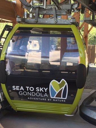 Richmond, Canadá: Sea to sky gondola