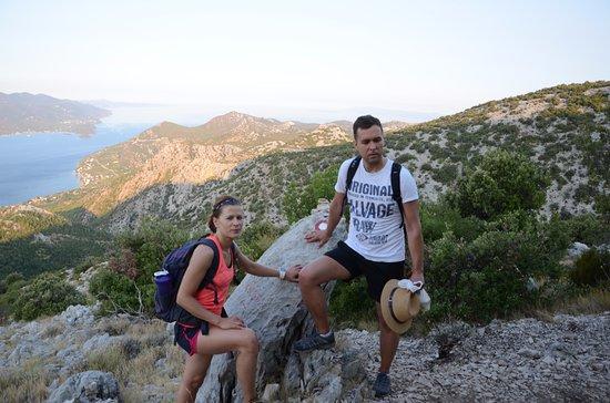 Orebic, Croatie : Na szlaku