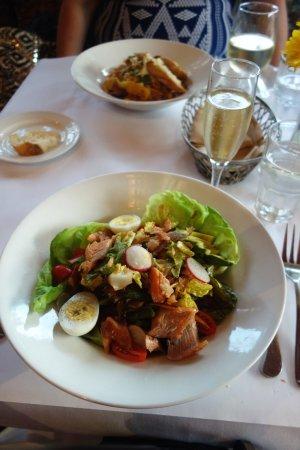 All Seasons: Smoked Trout Salad