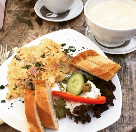 Leckeres Frühstück Bild Von Schümli Heilbronn Tripadvisor
