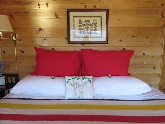 Paxson, AK: Our Room