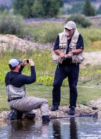 Red Cliff, CO: Guided fly fishing