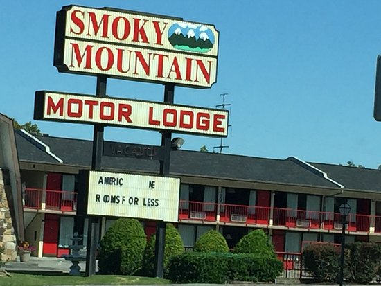 smoky mountain motor lodge pigeon forge tn motel