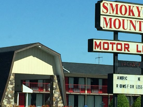 Smoky Mountain Motor Lodge Pigeon Forge Tn Motel Yorumlar Tripadvisor