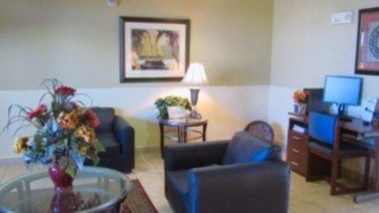Siegel Select - Las Vegas Boulevard: Relaxing Front Lobby