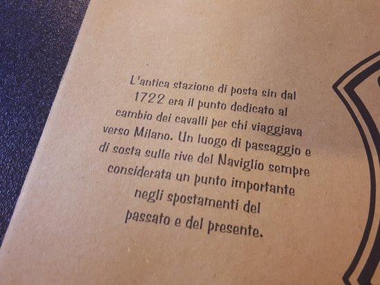 Corsico, Italy: Antica Posta