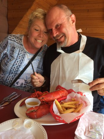 West Dover, Kanada: Genussvolles Lobsteressen