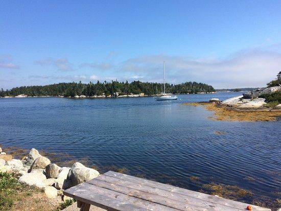 West Dover, Kanada: Melerische Bucht bei Shaw's Landing