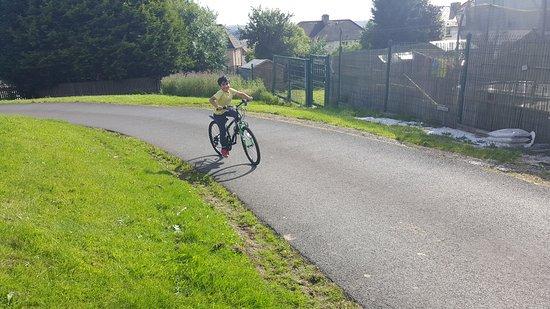 Motherwell, UK: Ravenscraig Regional Sports Facility