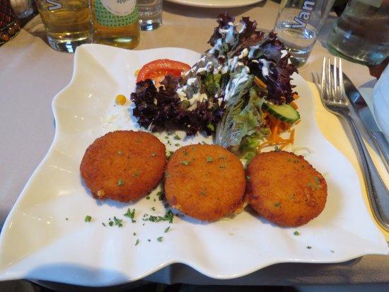 La Dentelliere: For vegetarians