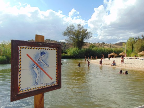 Alcoutim, Португалия: Praia Fluvial
