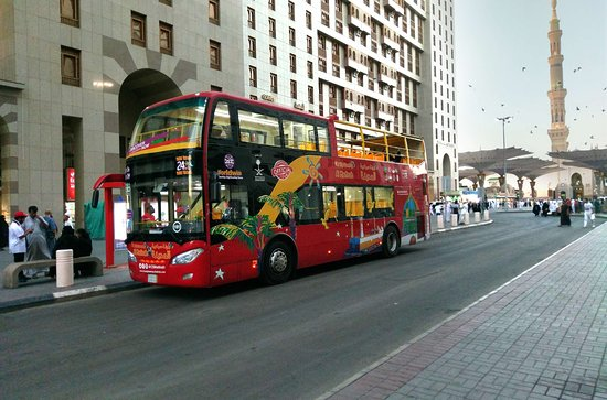 Citysightseeing Al Madinah HOP-ON bus