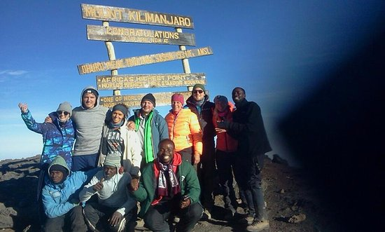 Kilimanjaro Wonders Expedition Safari
