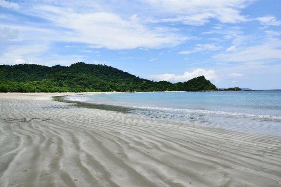 La Cruz, كوستاريكا: Playa Rajada